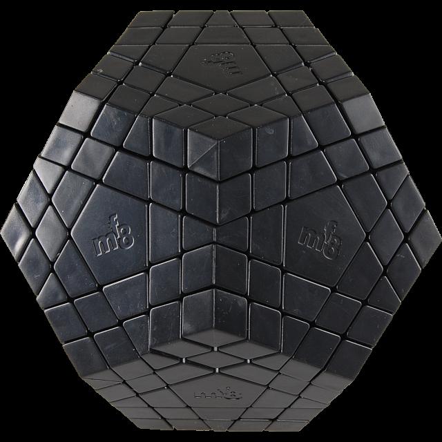 gigaminx-mf8-diy-black-body