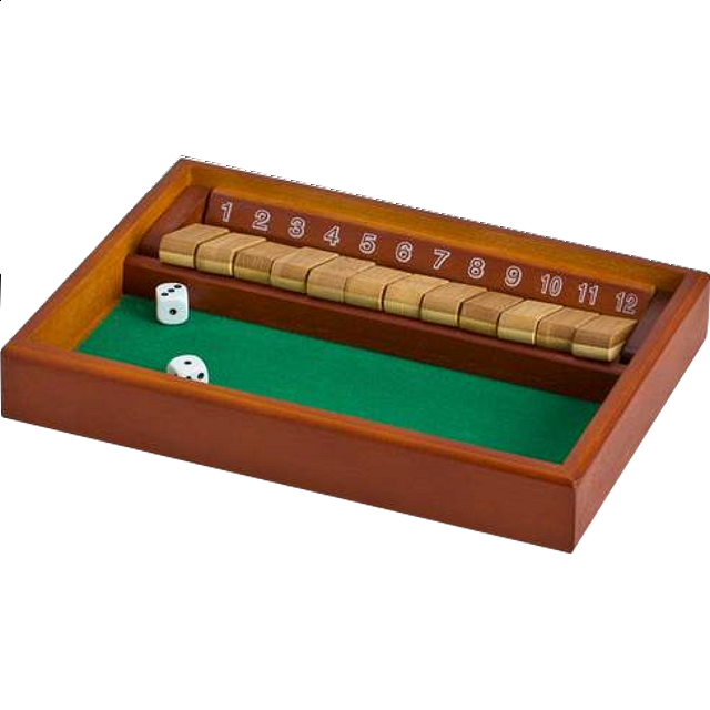 Shut the Box - 12