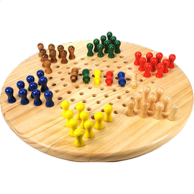 Chinese Checkers - 7 inch