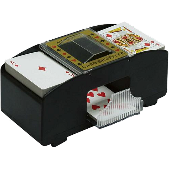 2-deck-automatic-card-shuffler
