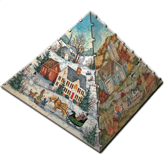 3d-pyramid-puzzle-the-four-seasons