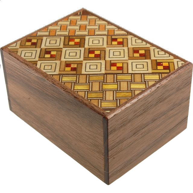 3 Sun 12 Step Koyosegi Natural Wood Puzzles Puzzle Master Inc