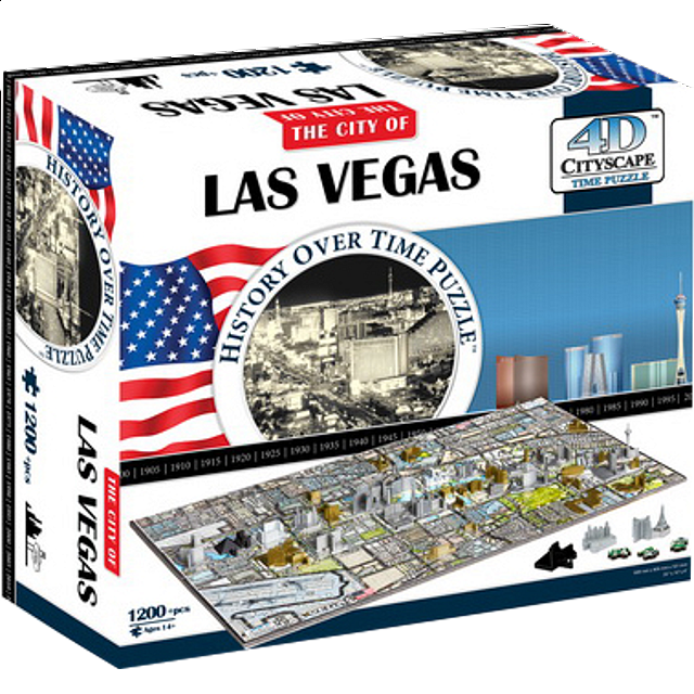 4d-city-scape-time-puzzle-las-vegas