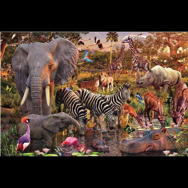 african-animal-world