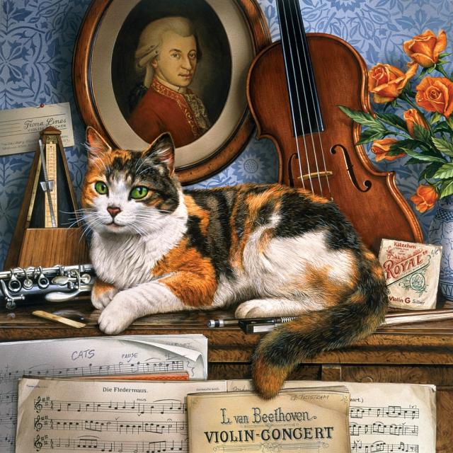 masterpieces-gerschwin-cat-o-logy-puzzle-1000-piece