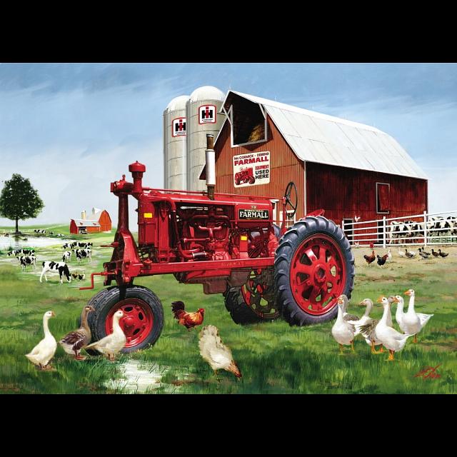 Farmall - Big Red