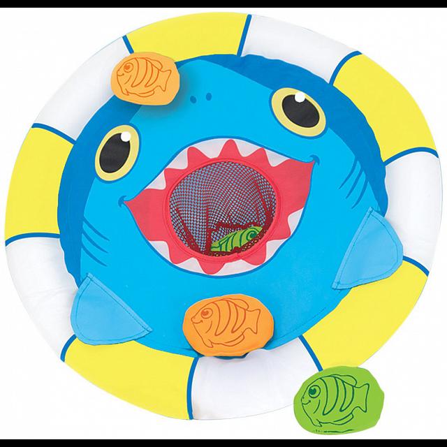 spark-shark-floating-target-game