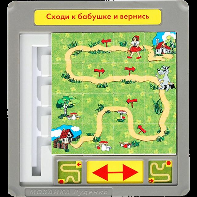 mosaic-rudenko-little-red-riding-hood