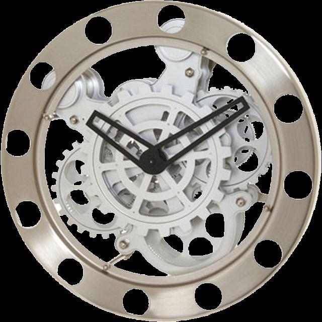 gear-wall-clock