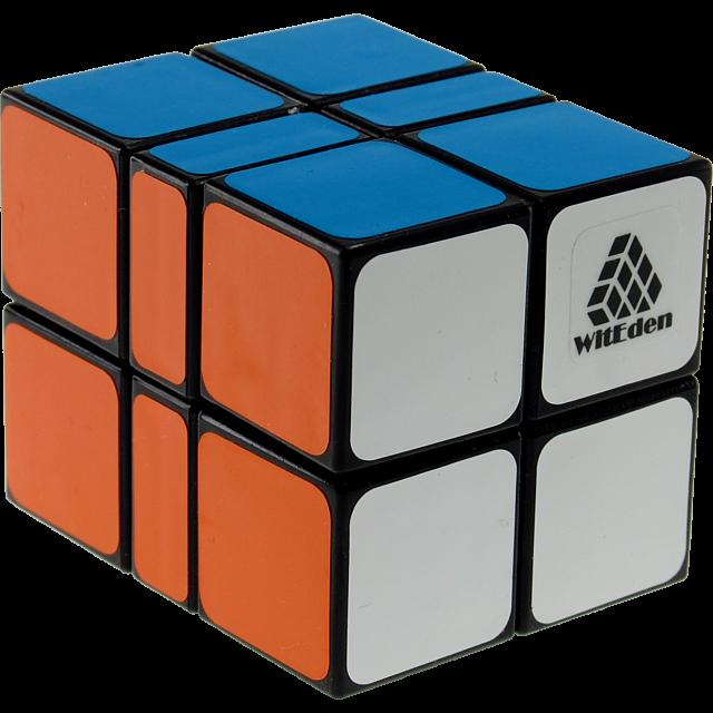 2x2x3 Camouflage I Cube - Black Body