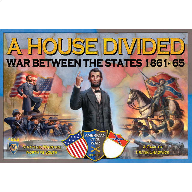 A House Divided - 4th Edition