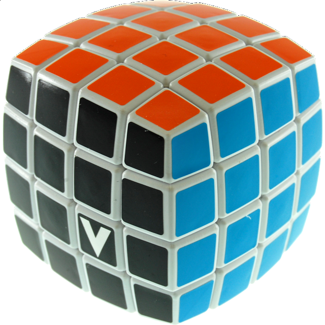 V Cube v cube 4 pillow 4x4x4 white rubik s cube others puzzle