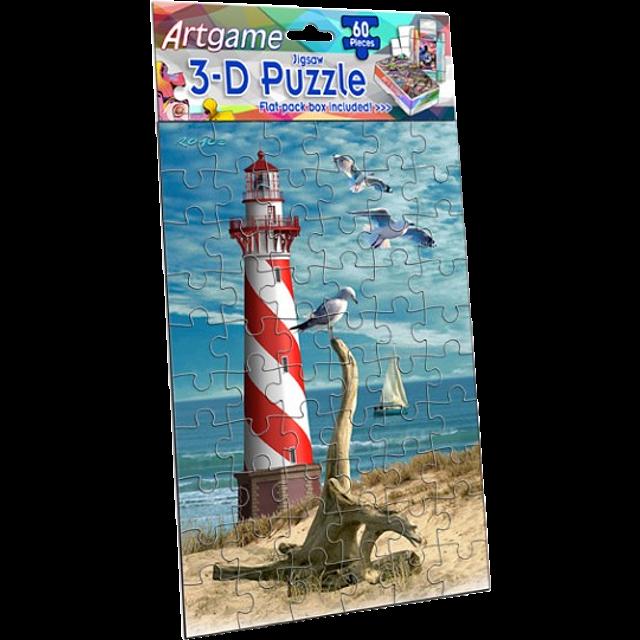 3d-lighthouse