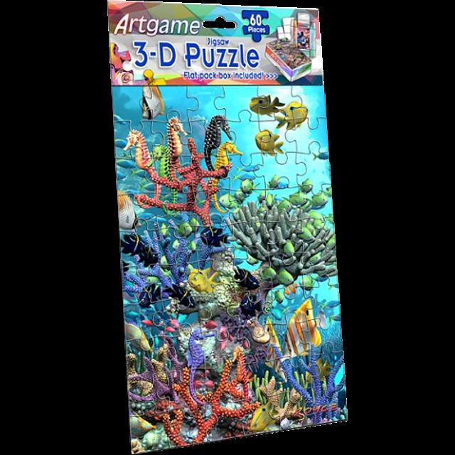 3d-waterworld