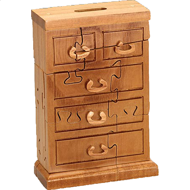 chest-of-drawers-bank-3d-wooden-jigsaw-puzzle
