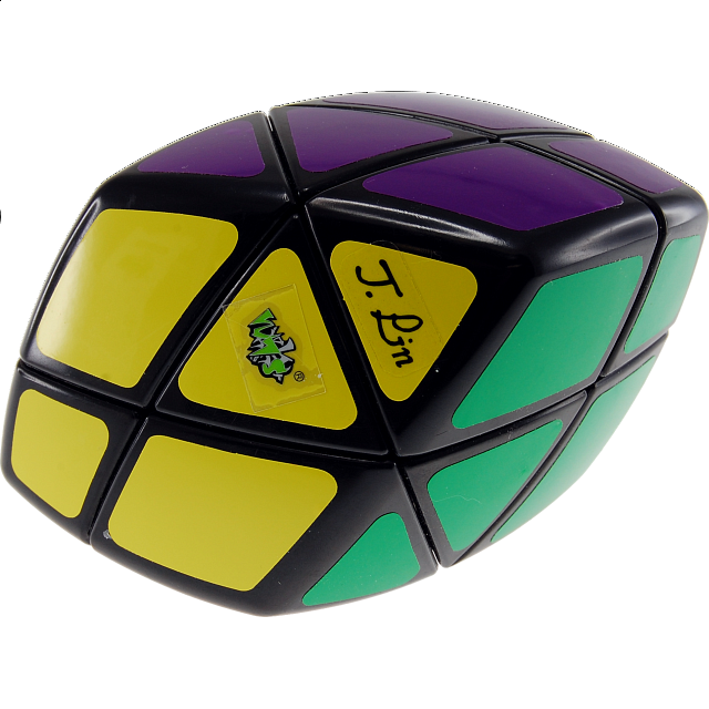 john-lin-skewb-curvy-rhombohedron-black-body