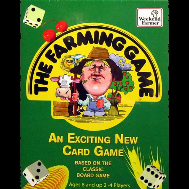 The Farming Card Game