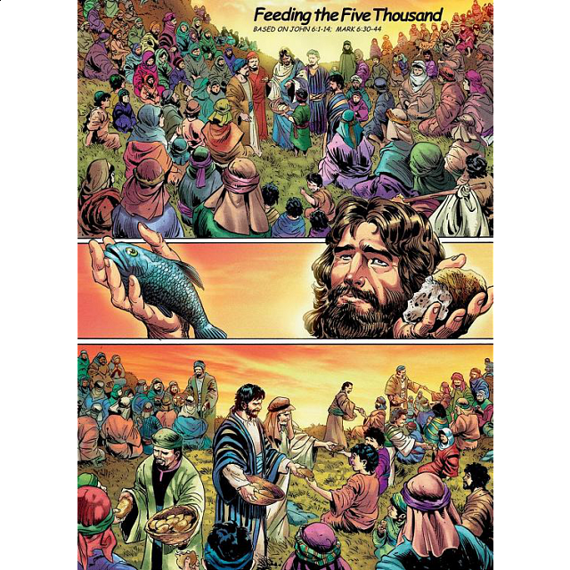 the-action-bible-jigsaw-feeding-the-five-thousand