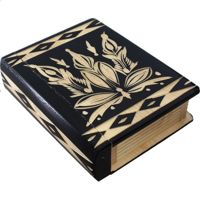 romanian-secret-book-box-black