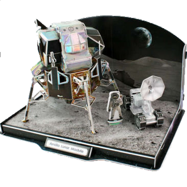 Apollo 11 Jigsaw Puzzle