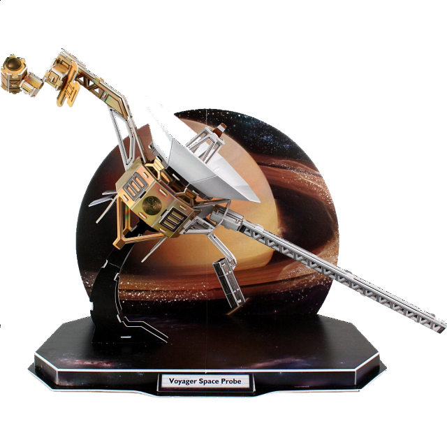 voyager-space-probe-3d-jigsaw-puzzle