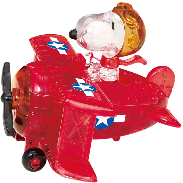 3d-crystal-puzzle-snoopy-flying-ace
