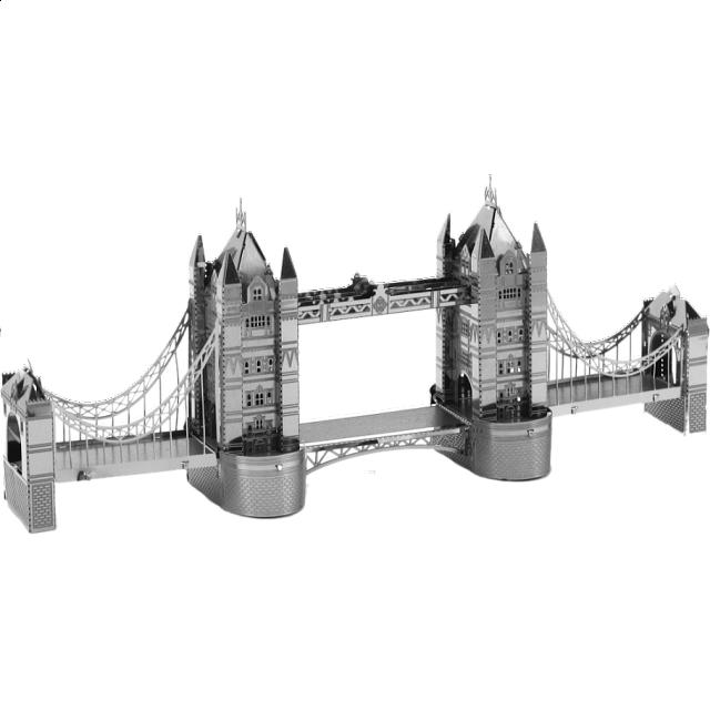 metal-earth-london-tower-bridge