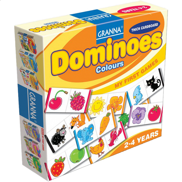 Dominoes Colors