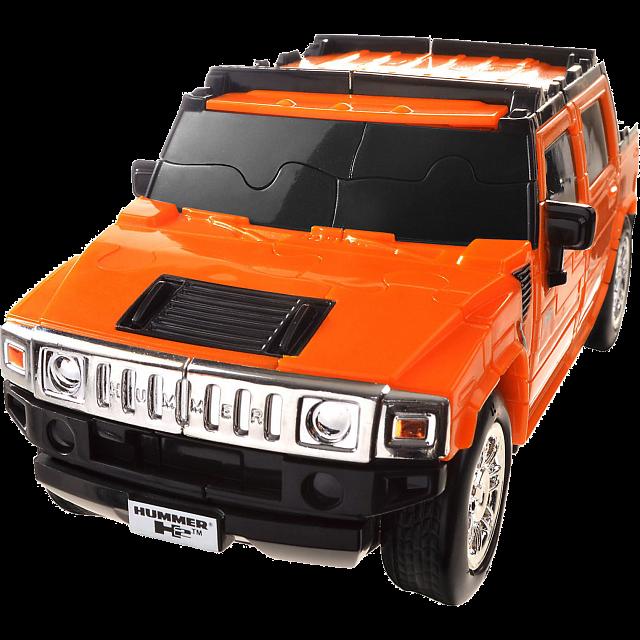 3d-puzzle-cars-hummer-h2-orange