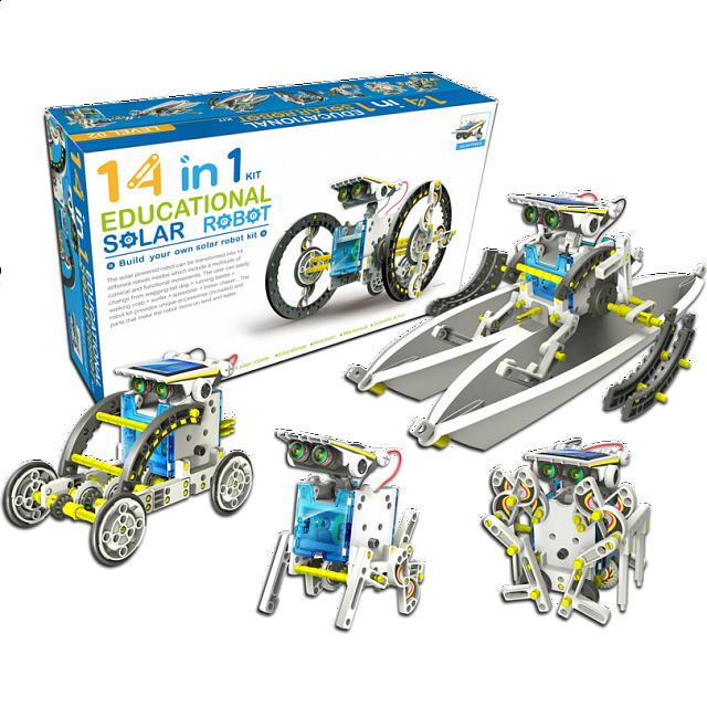 14-in-1-educational-solar-robot-kit