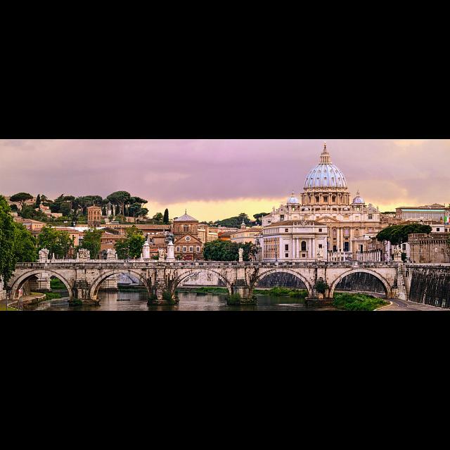 panorama-rome
