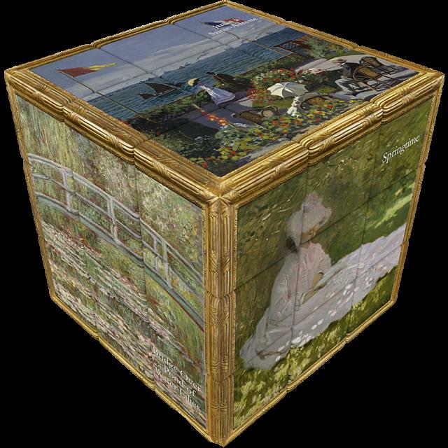 v-cube-3-flat-3x3x3-monet