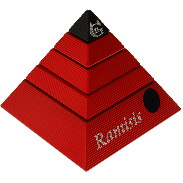 ramisis-gii-edition-devil-red-with-black-capstone
