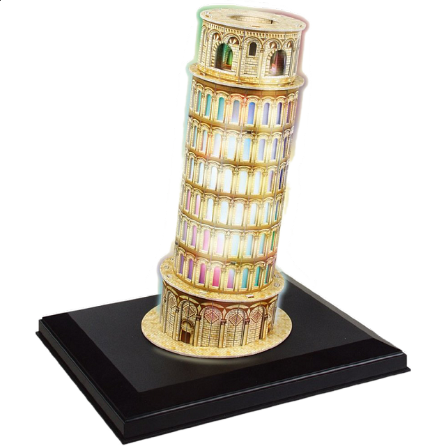 leaning-tower-of-pisa-led-lit-3d-jigsaw-puzzle