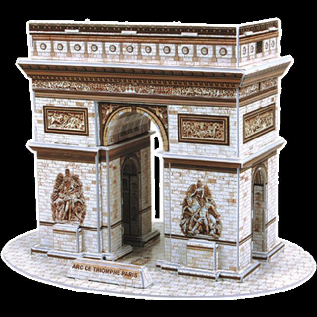 triumphal-arch-3d-jigsaw-puzzle