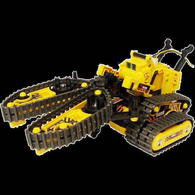 3 In 1 All Terrain Robot Kit