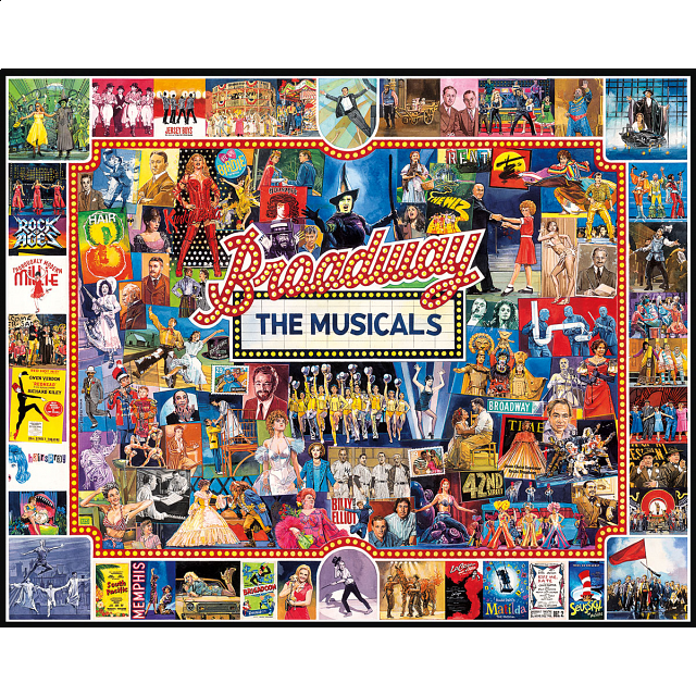 Broadway: The Musicals
