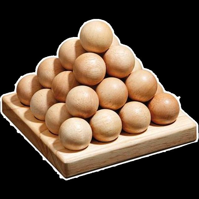 sphere-pyramid