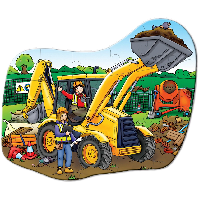 big-digger-shaped-floor-puzzle