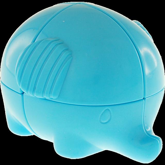 Elephant   Body   Blue