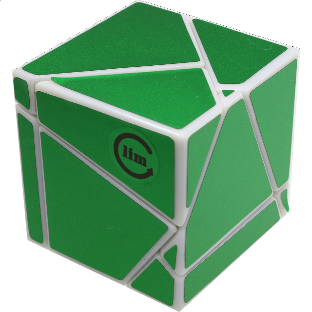limcube-ghost-cube-2x2x2-diy-white-body-with-green-labels