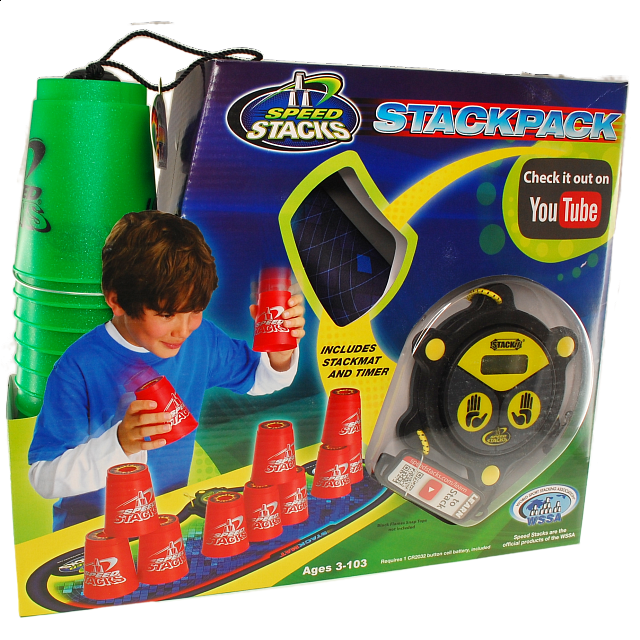 Speed Stacks: StackPack - Metallic Green