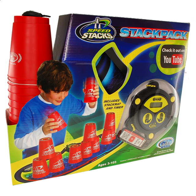 Speed Stacks: StackPack - Red