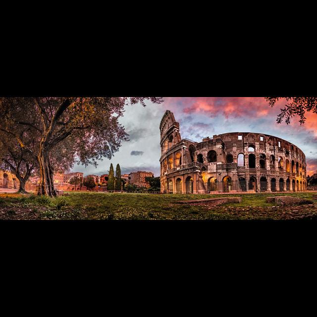 panorama-sunset-colosseum