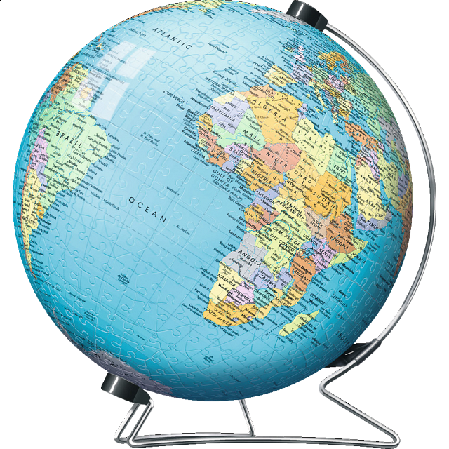 Ravensburger 3D Puzzle - The Earth
