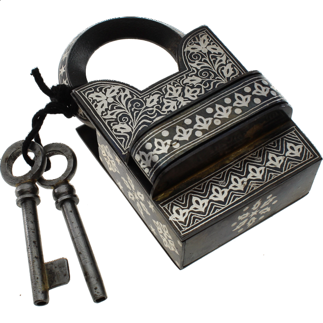 9-step-extreme-2-key-puzzle-lock-with-silver-design