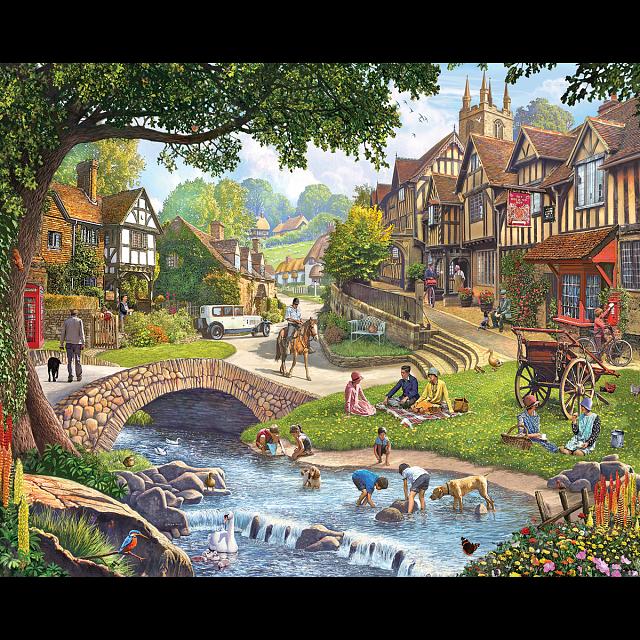 summer-village