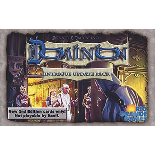 Dominion: Intrigue Update Pack