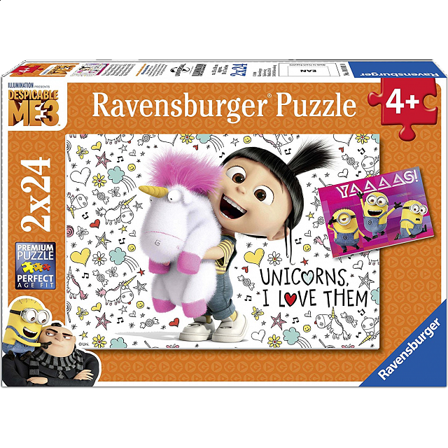 despicable-me-3-agnes-the-minions-2-x-24-piece-puzzles