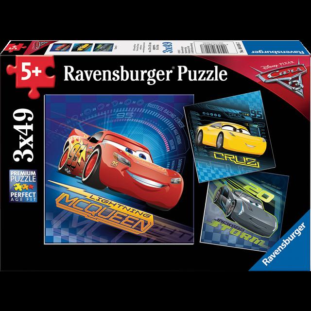 cars-3-3-x-49-piece-puzzles